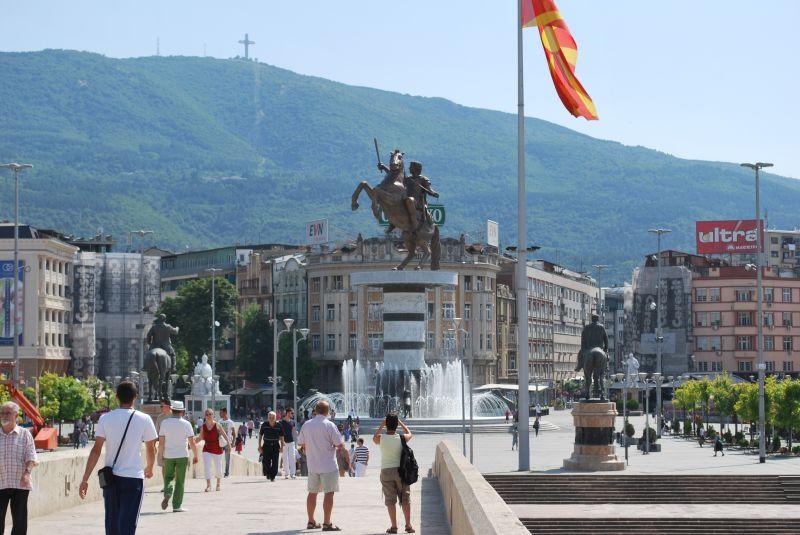 Hivatalosan is Észak-Macedónia lett Macedónia neve