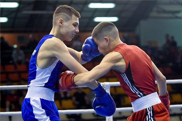 Jól kezdtek a magyar ökölvívók a Bocskai-emlékversenyen