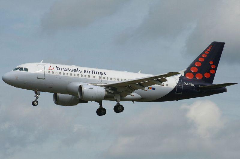 A Brussels Airlines törölte az összes jövő szerdai járatát