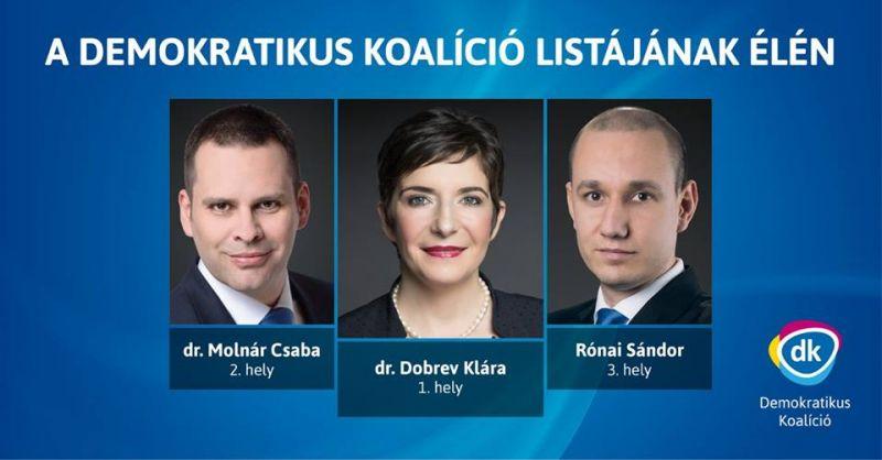 A Fidesz reagált Dobrev Klára EP-listás első helyére
