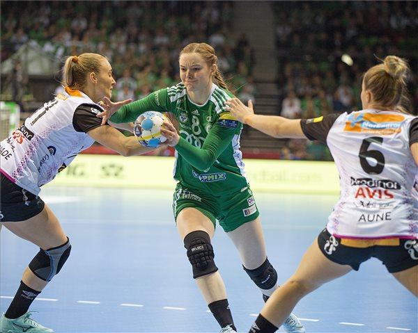 A norvég bajnokot is legyőzte a Győr a női kézilabda BL-ben