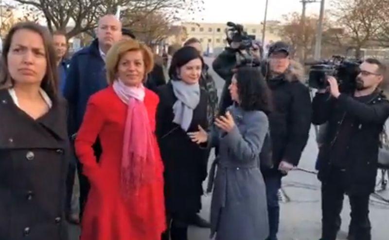 Csak egy ellenzéki delegációt engednének be a Suzuki-gyárba