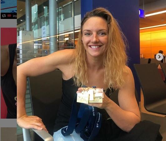 Megszólalt Hosszú Katinka az úszótársai kitiltásáról