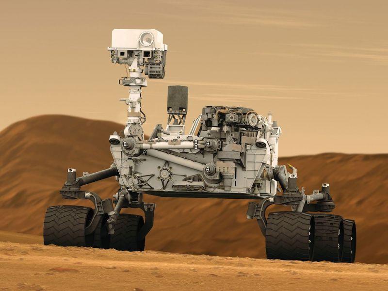 """""""Halottnak"""" nyilvánították a NASA marsjáróját"""