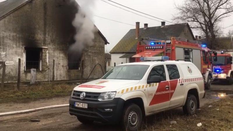 Újabb tűzhalál: Sárosdon is bennégett egy ember a lakásában