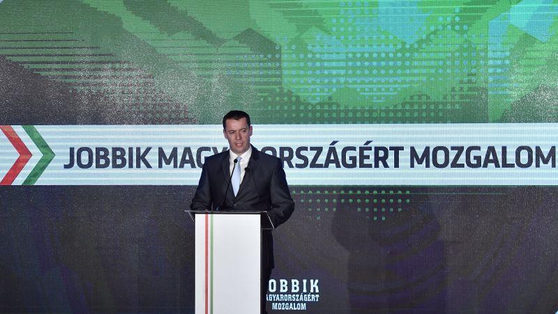 Végsőkig tartó harcot fogadott a Jobbik vezetője