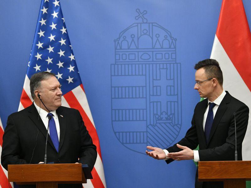 Amerikai nagykövet: az Egyesült Államok a kapcsolatok elmélyítésére törekszik Magyarországgal