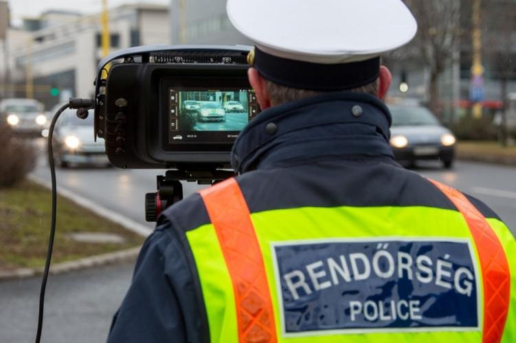 Így használják ezentúl a rendőrök a traffipaxokat