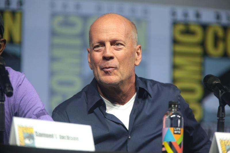 Bruce Willis ismét oltár elé állt