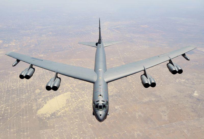 Repülő erődökkel hergeli az USA az oroszokat – videó