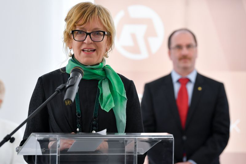 12 milliós autót kapott Handó Tünde
