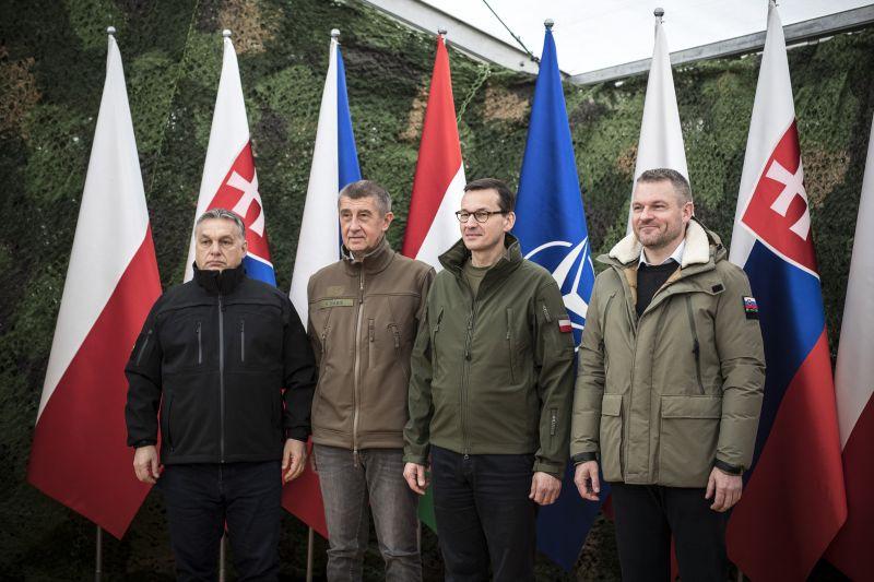 Orbán: aki falakat akar bontani, annak előbb el kell menni a falig