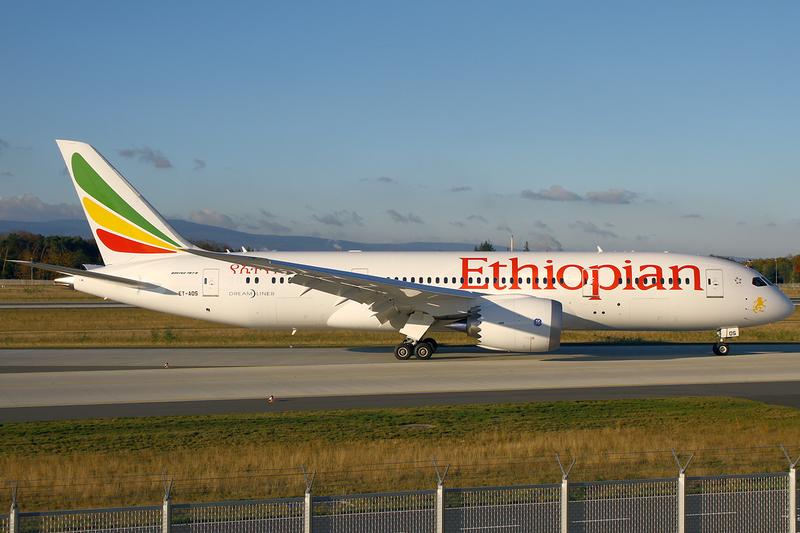 157 emberrel a fedélzeten lezuhant egy etiópiai utasszállító