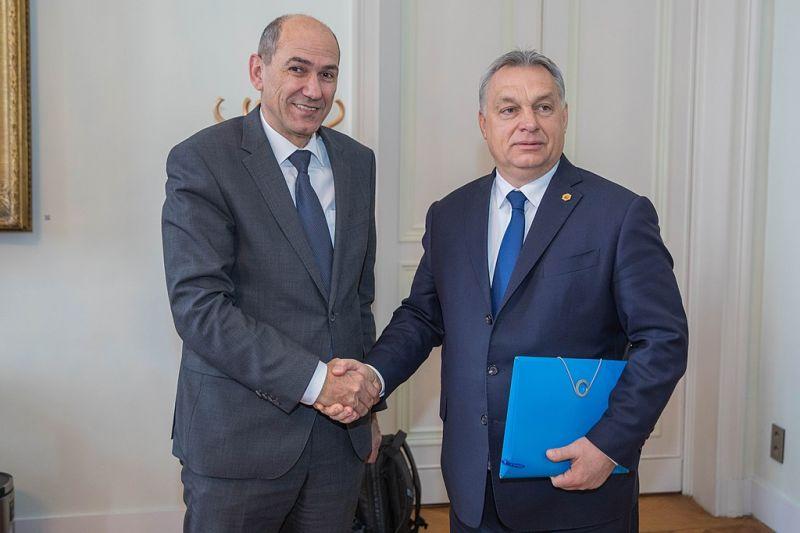 Orbán szlovén barátja nem záratná ki a Fideszt az Európai Néppártból