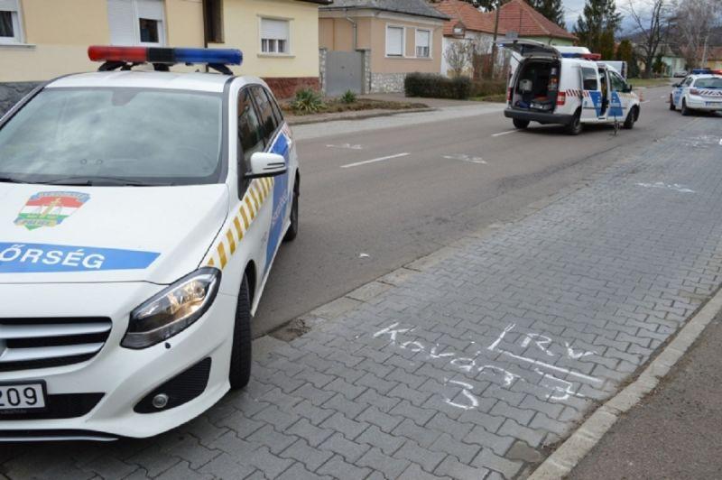 Utasát gázolta halálra egy busz Egerben