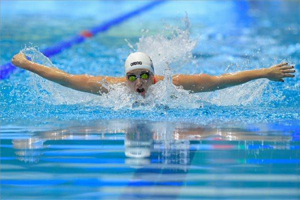 Hosszú Katinka nagy meglepetésre kikapott – itt vannak a debreceni úszó ob szerdai eredményei