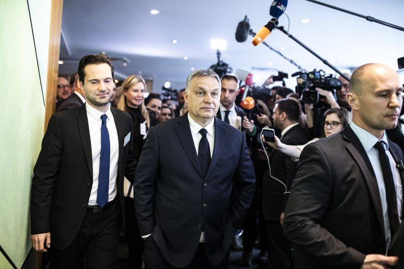 Döntöttek a Fidesz kizárásáról Brüsszelben