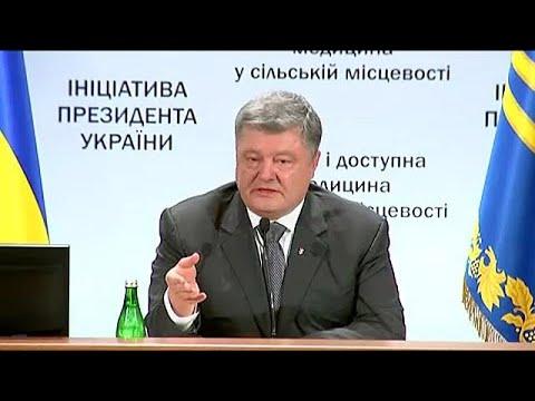 Kárpátalján kampányolt az ukrán elnök, az autonómiáról hallani sem akar