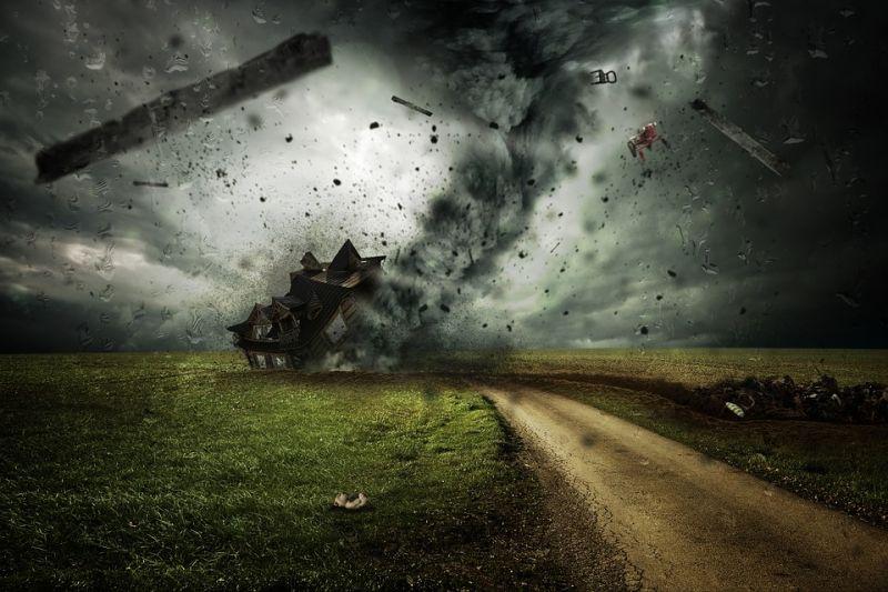 Viharos szél tombol hamarosan, több megyére kiadták a figyelmeztetést