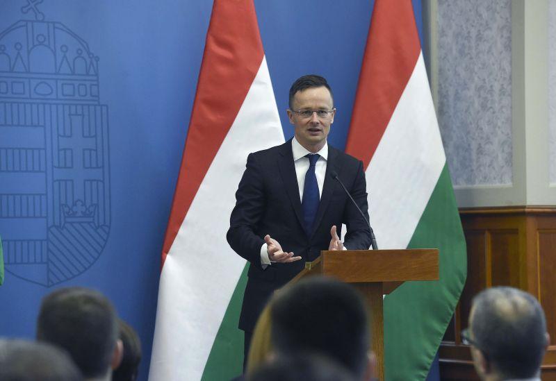 Szijjártó: Magyarország gázellátása a jövő évre is biztosított
