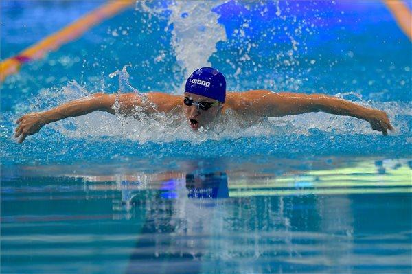 Négyen értek el olimpiai szintidőt férfi 400 méter vegyesen a debreceni úszó ob-n