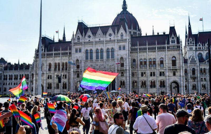 Idén is kordonok között engedné csak a Budapest Pride-ot a rendőrség