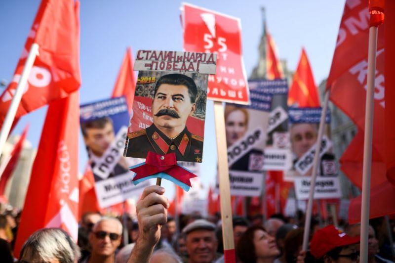 Oroszországban még mindig rajonganak Sztálinért
