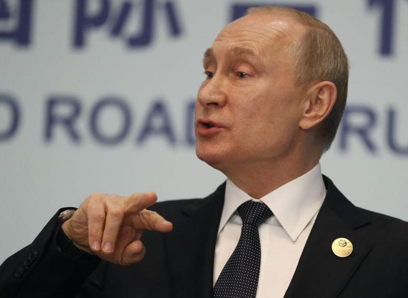 Putyin vizsgálatot akar a szennyezett kőolaj ügyében