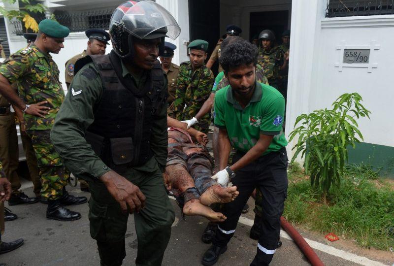 Srí Lanka-i robbantások: nyolc embert fogtak el, három rendőr meghalt az egyik elfogásnál