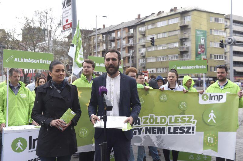 Az LMP és a Jobbik nem kér az ellenzéki összefogásból – inkább az ellenzék ellen harcolnak