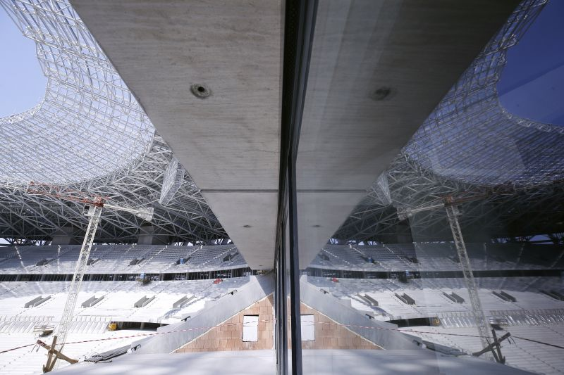 Mutatjuk, hogy néz ki most a Puskás Aréna – vajon kész lesz a 2020-as EB-re?