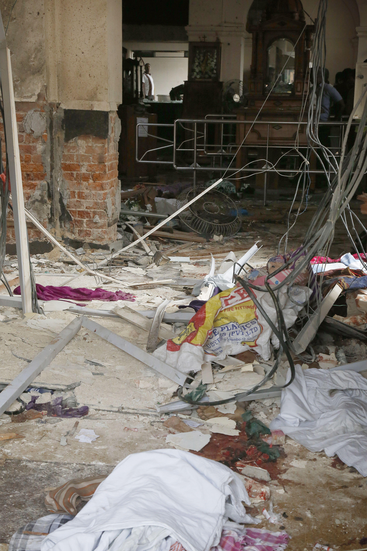 18+ Húsvéti vérontás Sri Lankán: döbbenetes képek érkeztek az egyik templomból