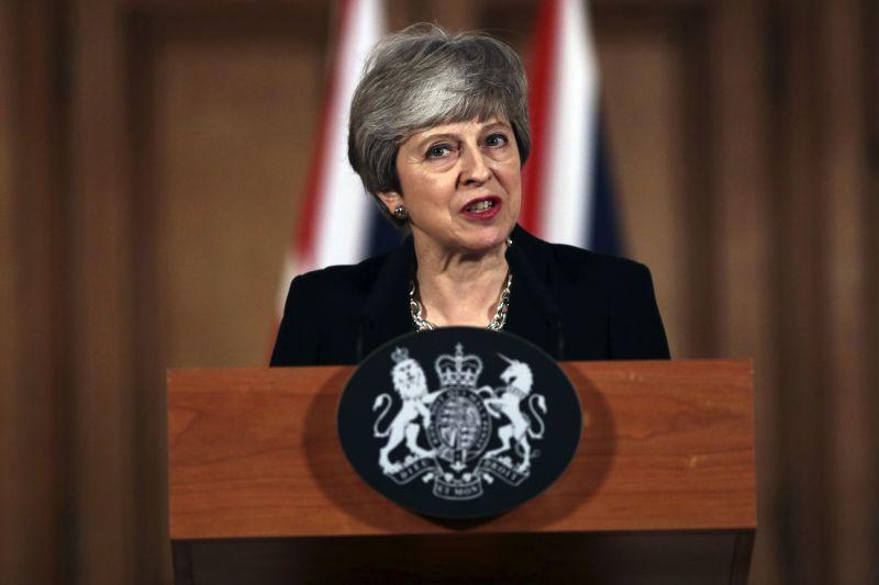 Máris léket kapott Theresa May legújabb Brexit-terve