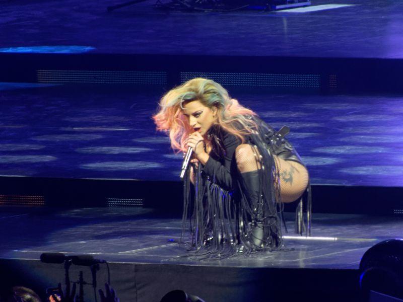 Így lett Stefani Germanottából Lady Gaga