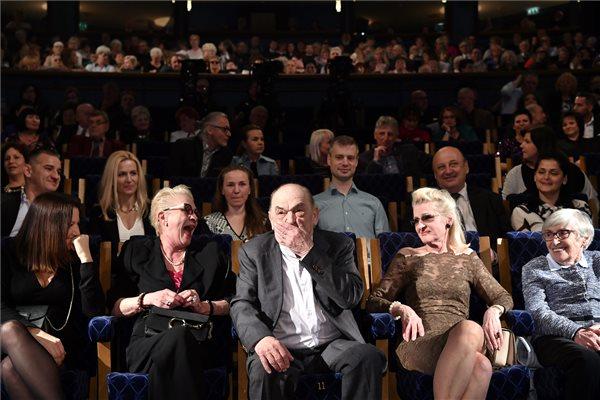 Bodrogi Gyula 85 éves, így köszöntötte Tarlós István