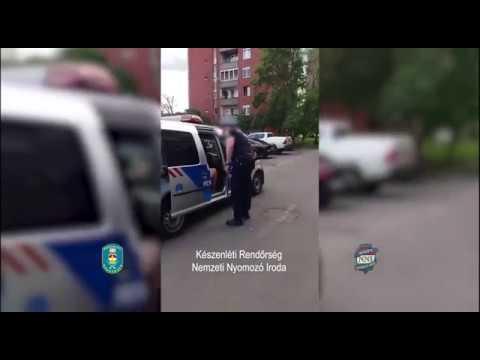 Borsodban terítették a drogot – videó