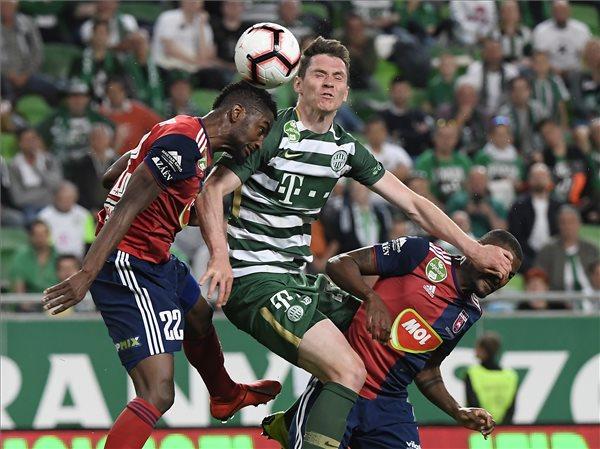A Ferencváros megverte a Vidit, egy lépésre a zöld-fehérek a bajnoki címtől