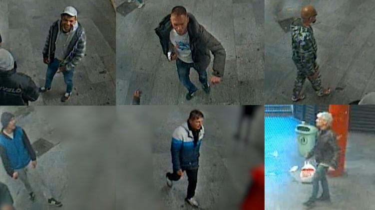 Videó: járókelőkbe kötöttek bele és verekedtek a Nyugati téren – ki ismeri fel őket?
