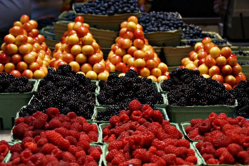 Aranyáron mérhetik idén a zöldséget és a gyümölcsöt