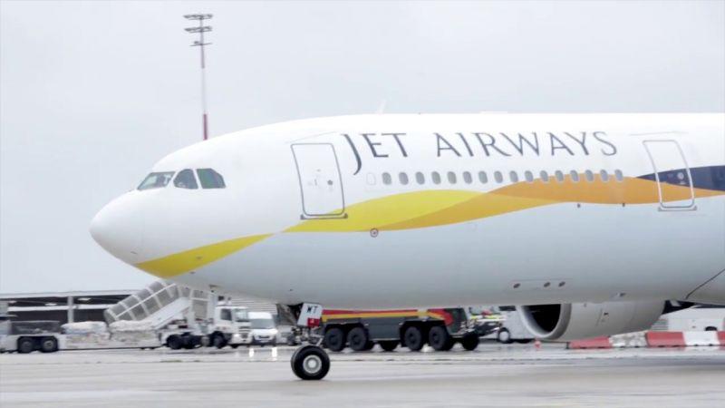 Felfüggesztették a Jet Airways működését