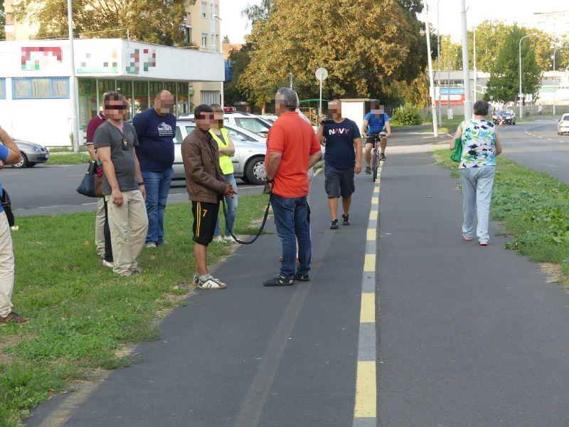 Életveszélyt okozó késelés Zalaegerszegen: a rendőrség lezárta a nyomozást