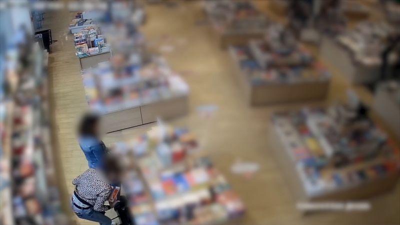 Megrögzött könyvtolvajokat fogott el a rendrőség