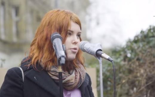 Nagy Blanka beszáll Gyurcsányék kampányába