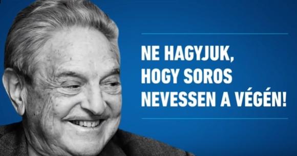 Soros: Orbán kormánya egy szupergonoszt kreált belőlem