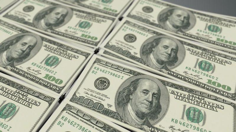 Kivett a bankból készpénzben 10 millió dollárt – nézegetni