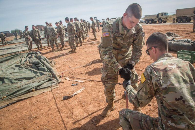 A Pentagon további katonák Közel-Keletre küldését fontolgatja