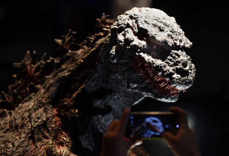A Godzilla letarolta az Egyesült Államokat