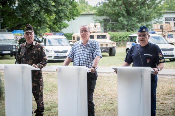 Bakondi: fontos, hogy a magyarok arra a pártszövetségre szavazzanak, amely biztonságot teremtett