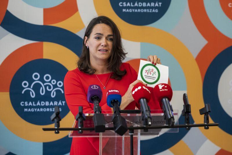 Novák: Budapestnek családbarátnak kell lennie