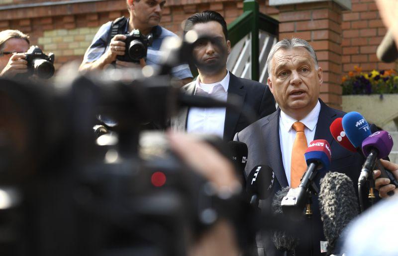 Így értékelte Orbán Viktor a Fidesz győzelmét